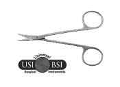 La Grange Scissors Curved 4.5 in
